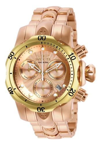 Invicta gold Casual Men's Watches INV 13900 C21EEAC86A9491GS_1