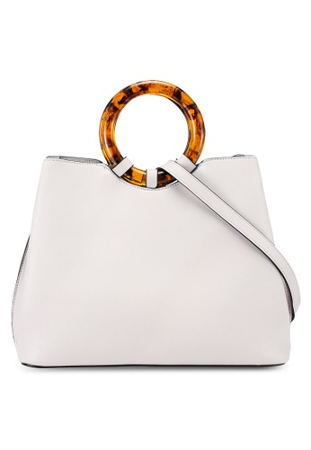 dab44d672a52 Shop Dorothy Perkins Tort Handle Mini Tote Online on ZALORA Philippines