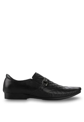 Marelli black Ramos Casual Shoes MA036SH11NWUID_1