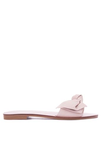 ALDO pink Prettie Slides AL087SH0K5ZDPH_1