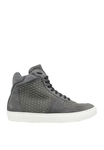 Antony Morato grey Sneaker Midi 8C298SH611CDFCGS_1