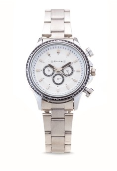 Stainless Analog Watch 1118L