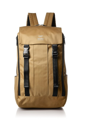 Anello yellow 22L Multi Function Polyester Backpack AH-B1752 – COY COYOTE 51E20AC1459154GS_1