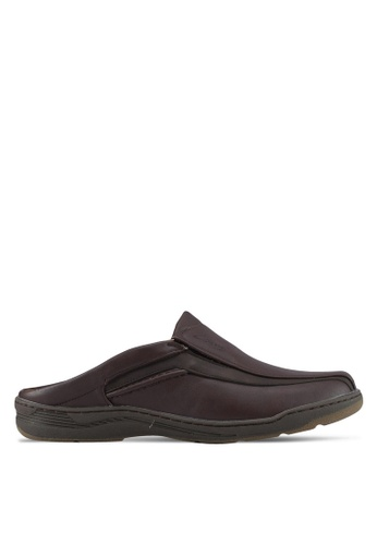 Louis Cuppers brown Louis Cuppers Slip Ons CF019SHA01A2B6GS_1
