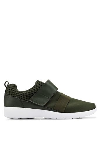 Brave Soul green Mesh Sneakers 9A4D4SH50F6D99GS_1