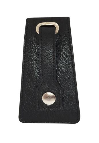 Oxhide black Oxhide Pull Up Key Holder - JG4428 - BLACK 6D83EAC3417677GS_1