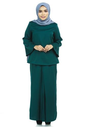 Ashura green Betti Kurung Kedah 8EE53AAC7E25A7GS_1