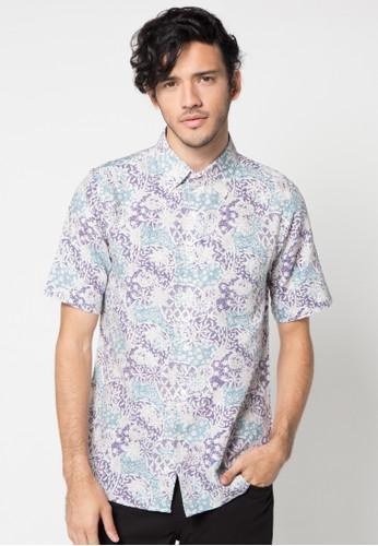 Bateeq Short Sleeve Dobby Shirt