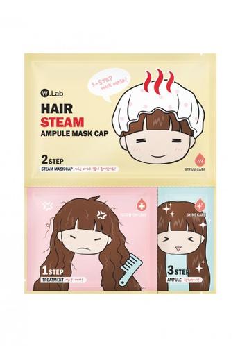 W.Lab W.LAB Hair Steam Ampule Mask D0210BEA35815FGS_1