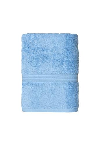 Charles Millen SET OF 2 Charles Millen Suite Cecile Bath Towel 100% PIMA Cotton Bath Towel 70 x 130cm 562g. 59C79HL0FBC9A4GS_1