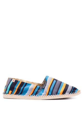 Havaianas orange and blue Origine Trend Sneakers E67A1SHE4B68C5GS_1