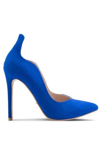 Carvela KG blue Amelia Court Heels CA459SH70HZDMY_1