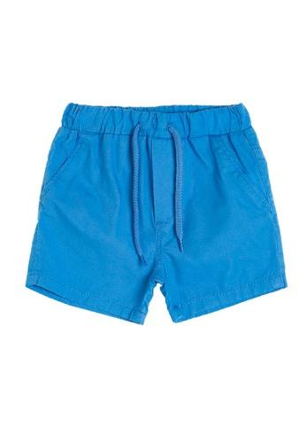 KOTON blue Casual Baby Shorts 05359KA7A1719EGS_1