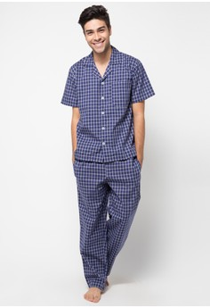 jockey navy pyjamas set jo887aa57fwsid 1