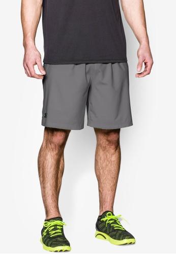 Under Armour grey Men's UA Mirage 20.5cm Shorts UN337AA72LSHMY_1