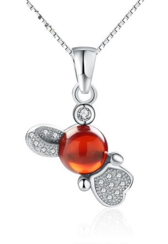 LYCKA silver LPP88138 S925 Silver Necklace 521B3AC4EE2E21GS_1
