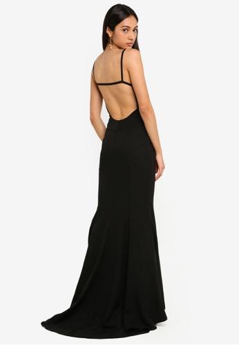 JARLO LONDON black Cy Evening Dress D3739AA6E2FE55GS_1