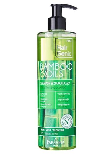 Farmona Hair Genic Bamboo & Oils Strenghtening Shampoo FEAD9BE3260449GS_1