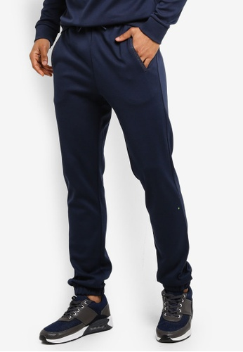 BOSS navy Hadiko Pants - Boss Athleisure BO517AA0STZ5MY_1