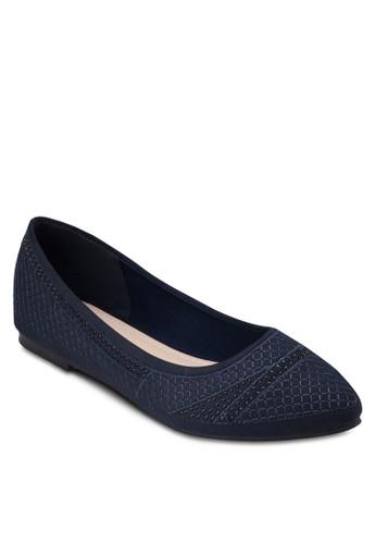 閃飾尖頭平底鞋, 女鞋, esprit outlet 台灣鞋