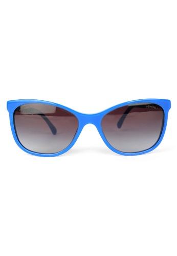 Chanel blue Chanel Women's Sunglasses 66031GLF1CE292GS_1