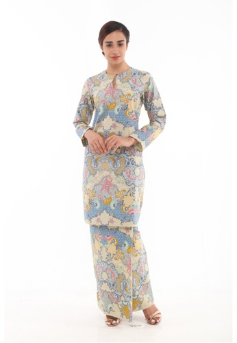 Amar Amran multi Kurung Moden Batik Classic DD094AA86E9241GS_1