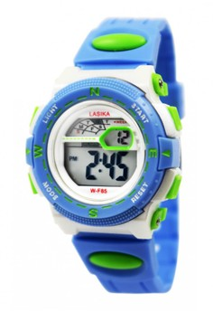 Lasika Skyler Water Resistant Sports Watch W-F85