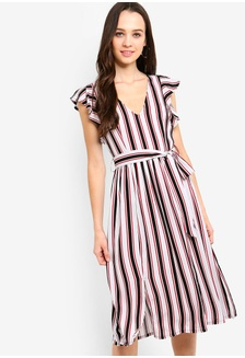 b5dc90fc6e2 Forever New Macauley Linen Mini Dress S  139.99 NOW S  79.95 · Flutter  Sleeves Maxi Dress With Self Tie 2EF3CAAF7D430EGS 1
