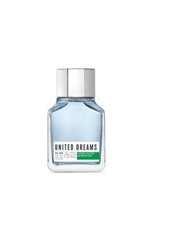 Benetton blue Benetton United Dreams Go Far EDT 100ml 8499BBE257A19CGS_1