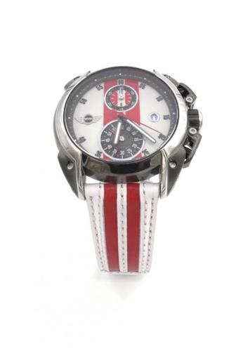 Mini white Chronograph Watch MI057AC00BJVHK_1