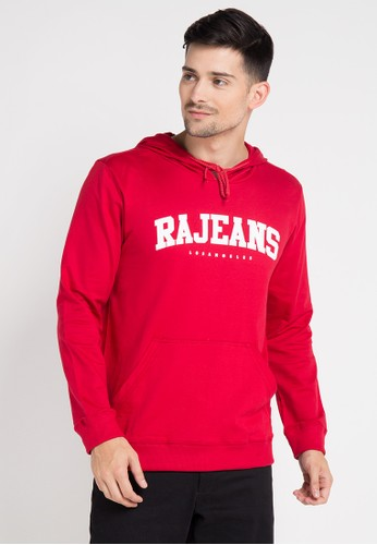 RA Jeans red Ram7 172 Mn Ls RA626AA0VXVXID_1