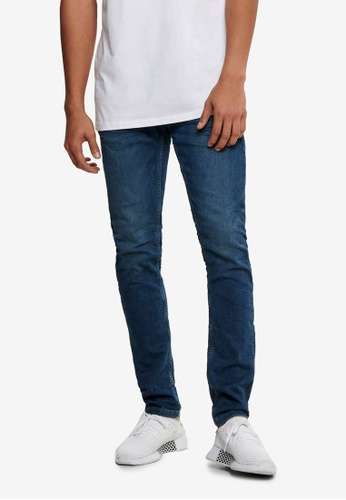 Only & Sons blue Jog Slim Fit Jeans 03BCEAA4A73728GS_1