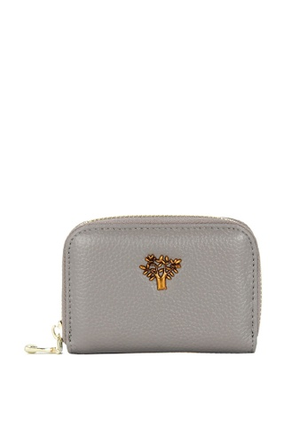 HAPPY FRIDAYS Zipper Organ Leather Wallet JN515 E9993ACF559569GS_1