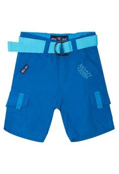 Short Pants Twill