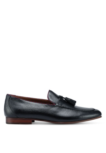 ALDO black Wyanet Loafers D6A7FSH59A92CAGS_1