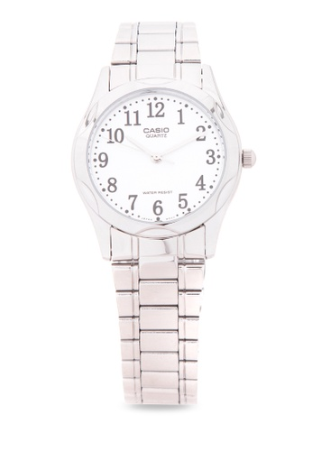 Casio silver Analog Watch MTP-1275D-7BDF CA076AC94LSNPH_1