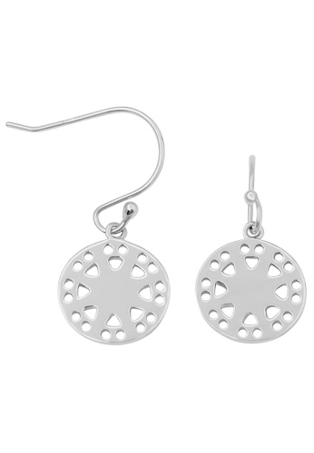 Pastiche silver Francis Earrings 66E9DAC8B0F393GS_1