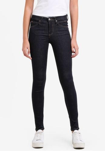 Calvin Klein navy Sculpted Skinny Jeans - Calvin Klein Jeans CA221AA0RWTXMY_1