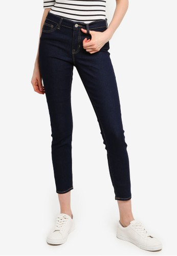 Gap blue Favorite Jeggings 88BC6AA73A9A8AGS_1
