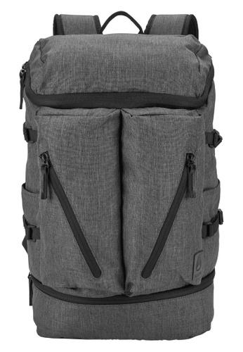 Nixon Nixon Scripps Backpack Charcoal Heather  - C2949168 5F79AAC95ADD18GS_1