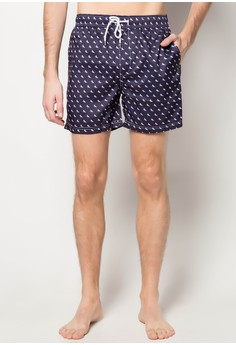 Racing Horses Swim Shorts