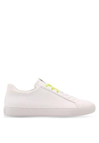 ALDO white Armanti Sneakers 2CDC0SH72C8E65GS_1