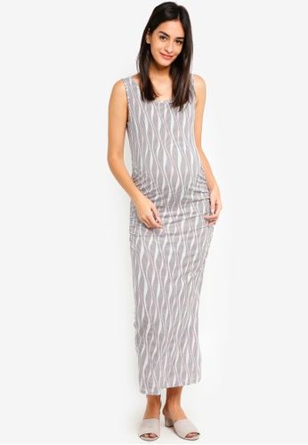 Noppies multi Maternity Long Dress 232C1AA8D6E1E7GS_1