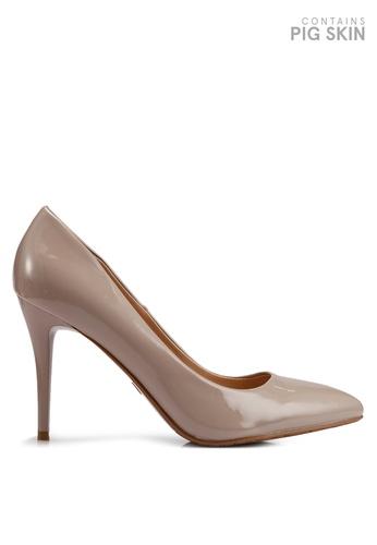BETSY 米褐色 經典高跟鞋 AC108SH13B1900GS_1