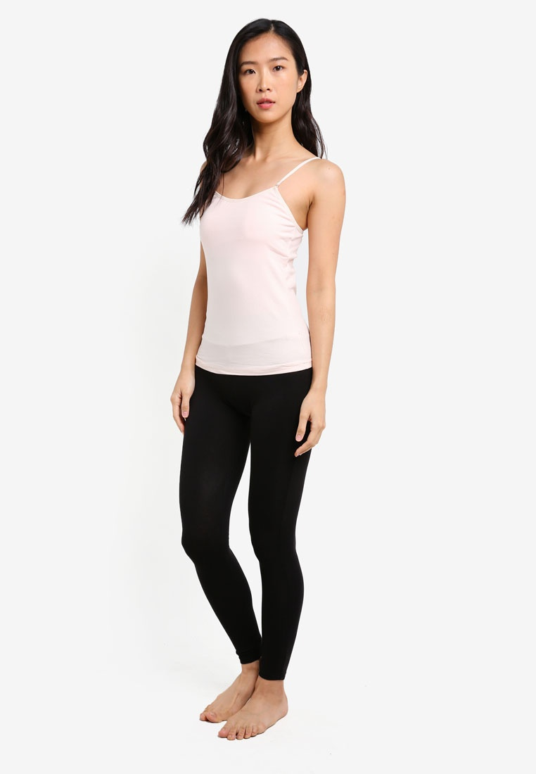 Pink Light 2 Impression with Camisole White inner Bundle Cups of fqqw8B1z