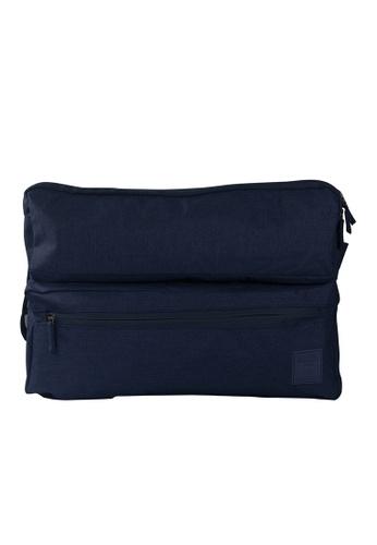 Travel Manila blue Laptop Organizer Bag 13 TR905AC04KVVPH_1