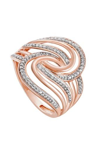 HABIB JEWELS HABIB Affascinante Rosse Diamond Ring 361AEAC662C676GS_1