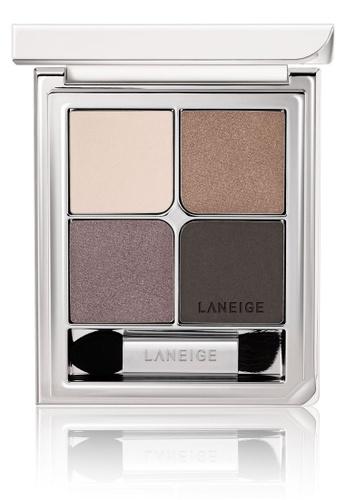 Laneige white Ideal Shadow Quad No.9 Taupe Smog LA945BE0RJIHMY_1