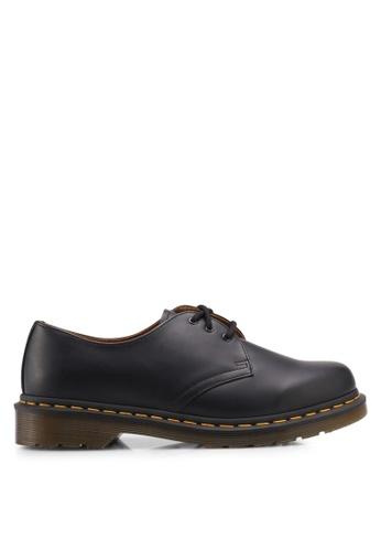 Dr. Martens black Icons Originals 1461 59 3 Eye Shoes DR086SH0SX5EMY_1
