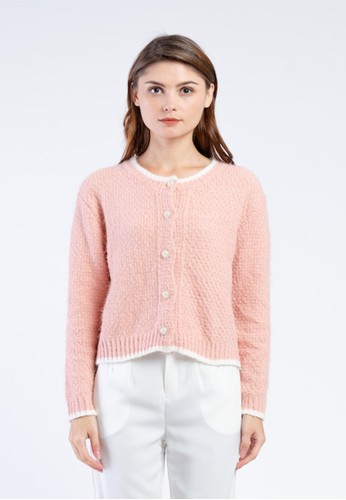 MILLE pink Grace Top Peach 785BBAAC80C82CGS_1